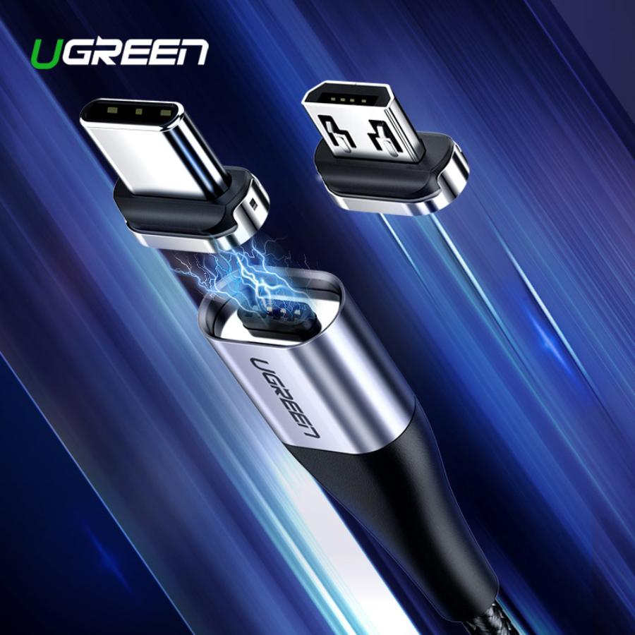 ugreen-micro-usb-kabel-magneses-csatolof