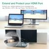 Ugreen HDMI csatlakozó adapter - jobbra néző toldat