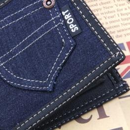 Farmer pénztárca - kék színben