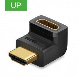 Ugreen HDMI csatlakozó adapter - felfele néző toldat