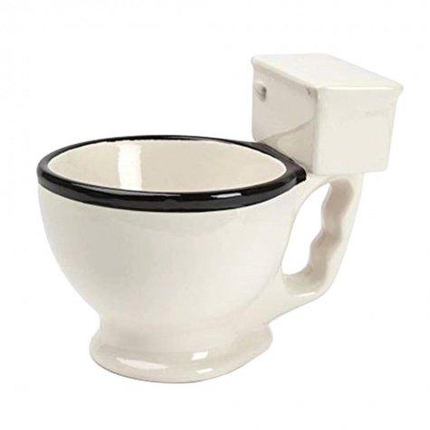 WC vicces bögre